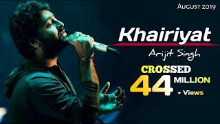 Download song Arijit Singh: Khairiyat Song (Sad Version) | Chhichhore | Pritam, Amitabh Bhattacharya