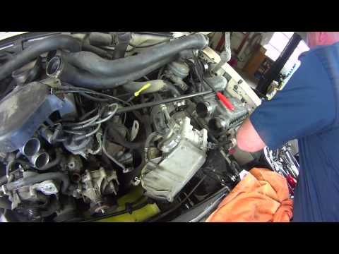 How to Install a Water Pump - Ford 5.0L WP-657 AW4044