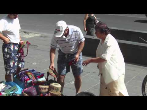 Zemely: one day with street vendors