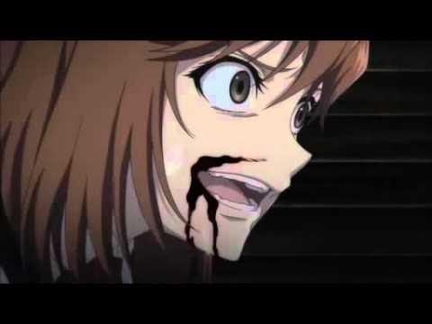 怖いアニメ