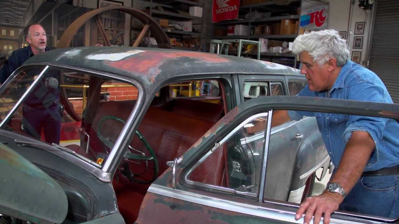 ICON Derelict  Jay Leno's Garage  YouTube