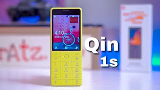 Xiaomi QIN 1s AI Phone Bangla Review | Best Feature PHone?