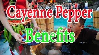 15 Cayenne Pepper Benefits.Doctor Child
