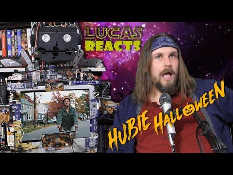 Hubie Halloween Official Trailer Reaction (Netflix)