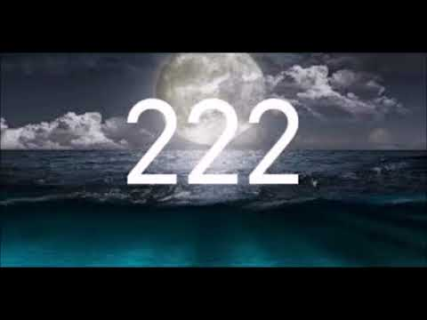 The Meaning of 222 in Numerology