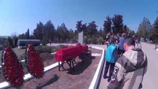 Захоронение останков солдат, погибших в годы Великой Отечественной Войны