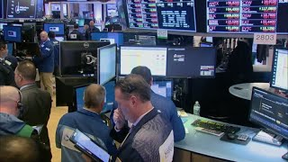 Dow nosedives more than 1,000 points
