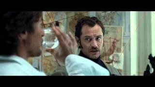 """Х/ф """"Шерлок Холмс: Игра теней"""", отрывок №4 в переводе Гоблина"""