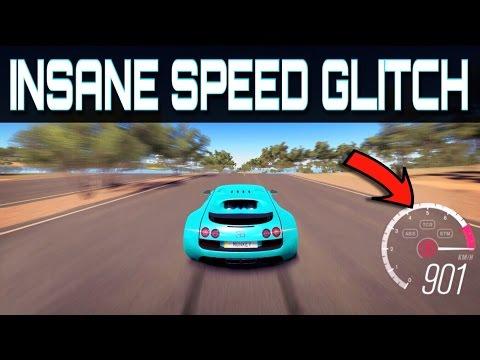 Driving over 900km/h !!! | Forza Horizon 3 | Insane NEW Topspeed Glitch!!