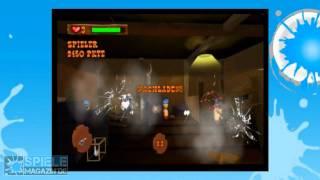 Wild West Shootout (Wii) - Video Test [Ger]