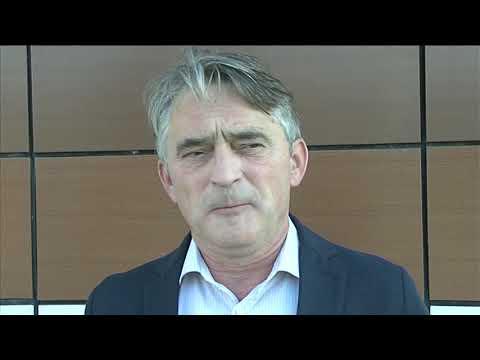 Željko Komšić - DF Visoko: Centralni predizborni skup