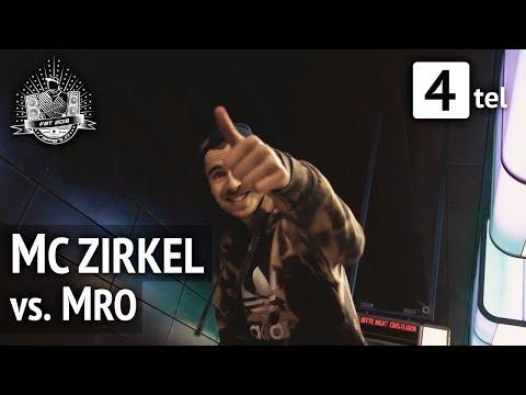 VBT Viertel: MC Zirkel vs. mRo RR
