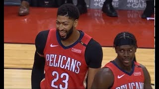 New Orleans Pelicans ALL-DEFENSE Highlights vs Toronto Raptors