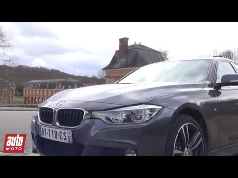 2016 bmw 340i m performance essai une berline comme on m youtube. Black Bedroom Furniture Sets. Home Design Ideas