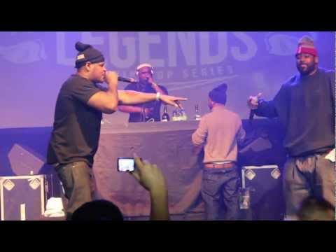 "WU BLOCK-""Niggas Done Started Something""(Live In Toronto Feb/13/2013)"