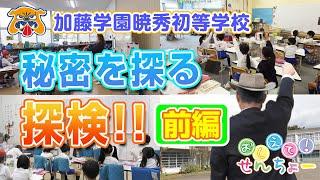 加藤 学園 暁秀 初等 学校