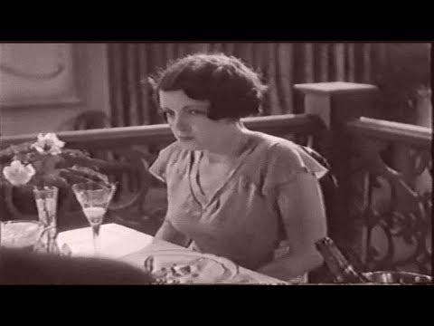 """Jenny Jugo,1932,""""Fünf von der Jazzband"""".Theo Mackeben Jazzband.Cenas Cinema."""