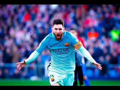 Lionel Messi * Remix *   Subeme la Radio   Goals & Skills 2017 HD