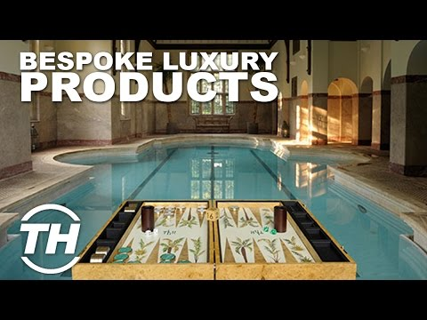 Top 3 Personalized High-End Goods | Bespoke Luxury