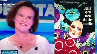 Itv Grands du rire:  Juste après mon dernier souffle de Catherine Roumanoff