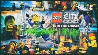 LEGO City Undercover — Игрофильм (Русская озвучка + rus hardsub)