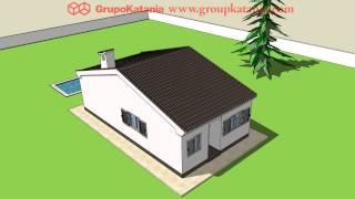 Villa Pinoso. New Construction Villa For Sale With Private Pool In Pinoso, Alicante.