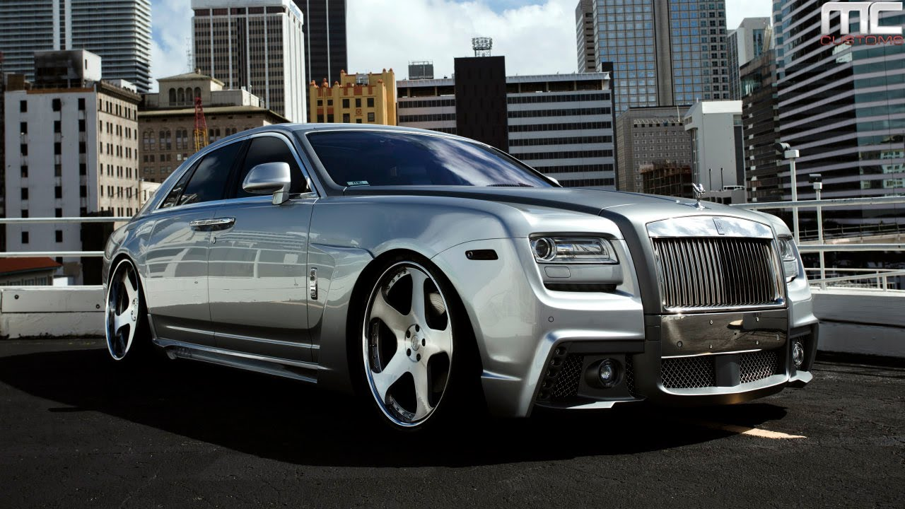 Mc Customs Wald Rolls Royce Ghost Youtube