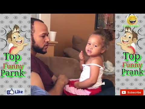 Try Not to Laugh_ Funny Kids Baby Cute and Animals Compilation New 2017 By Top Funny Prank