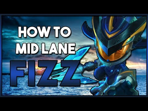 How To Play Fizz Mid Lane | League Patch 8.22