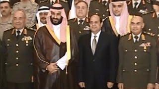 أخبار مصر: السيسي يستقبل وزير الدفاع السعودي بحضور صدقي صبحي