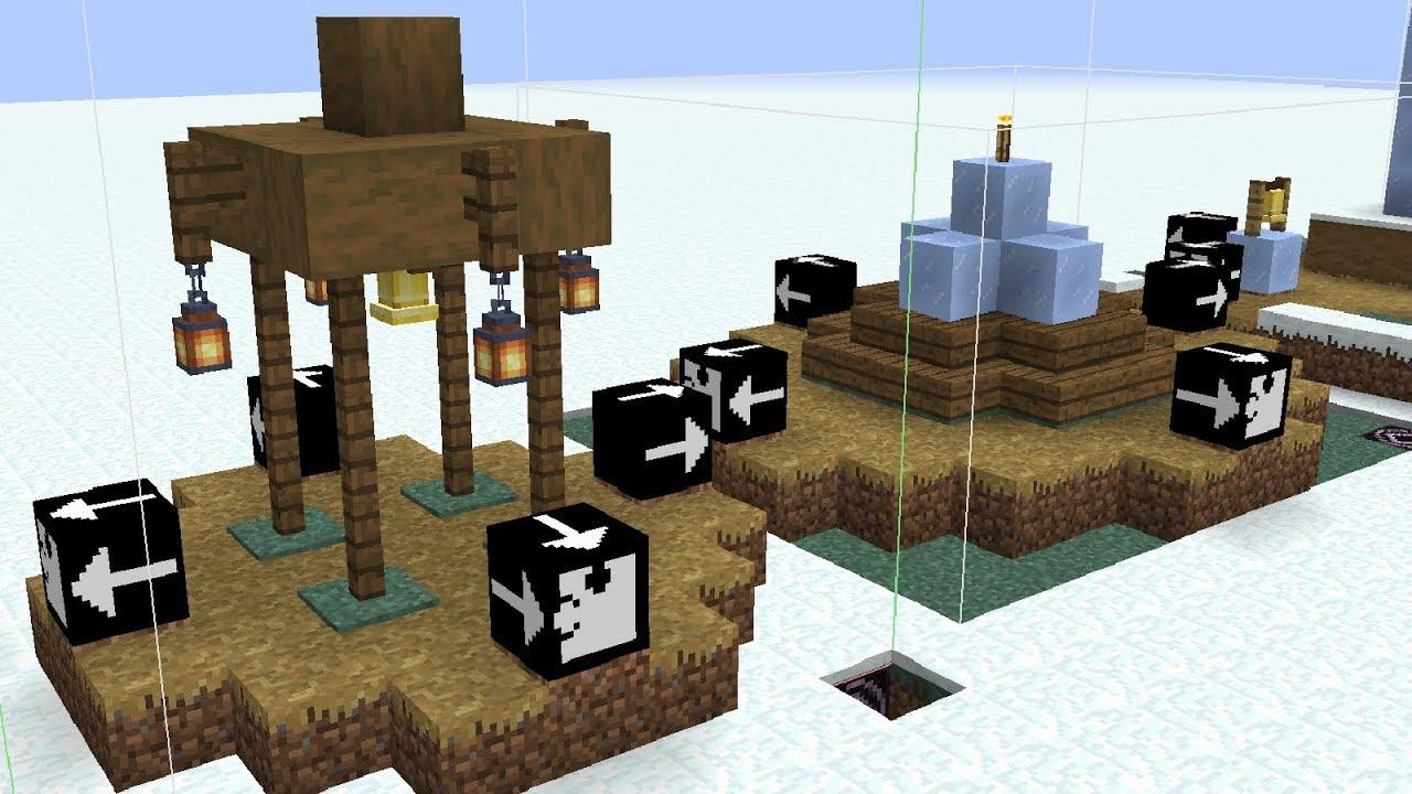 Jigsaw Blocks (Explained) // Minecraft 12.124 (Snapshot 128w12a)