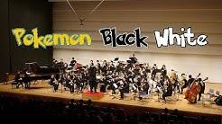 【吹奏楽】ポケットモンスターブラックホワイト・ブラックホワイト2