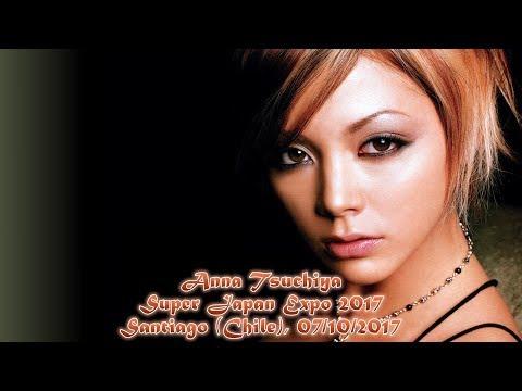 Anna Tsuchiya - Super Japan Expo - 07/10/2017