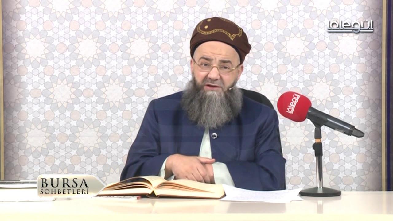 4 Kasım 2017 Tarihli Bursa Sohbeti - Cübbeli Ahmet Hocaefendi Lâlegül TV