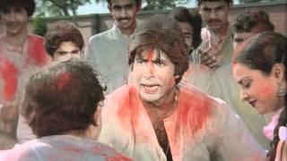 Rang Barse Bhige Chunarwali Full Video Song Hd With Lyrics Silsila