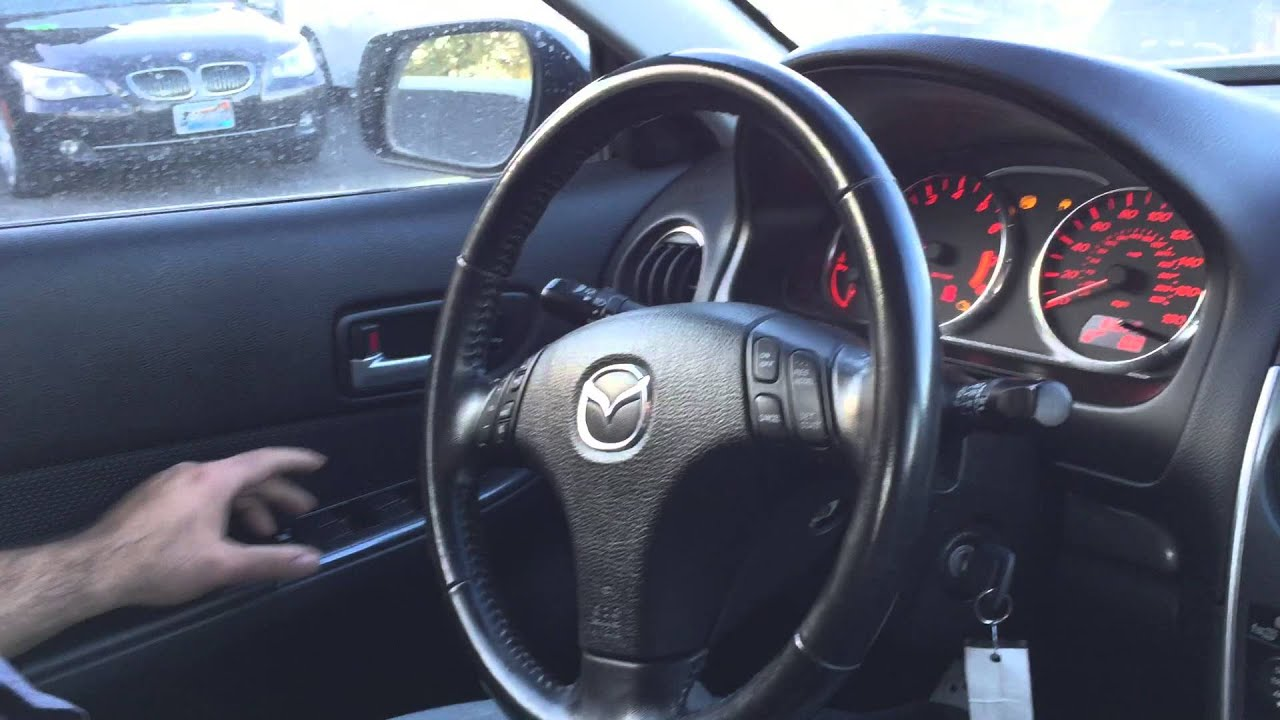 2006 mazda 6 speed6 2 3 turbo awd 6 speed youtube. Black Bedroom Furniture Sets. Home Design Ideas