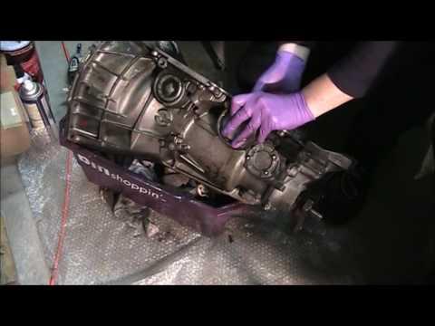 Mercedes Benz W202 C280 Transmission 722.424  Teardown