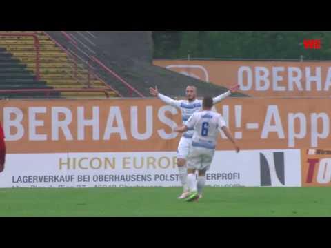 Highlights: MSV Duisburg - Rot-Weiß Oberhausen, DERWESTEN.de-Niederrheinpokal Halbfinale