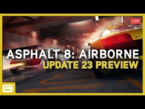 NEW VEHICLES AHOY! Asphalt 8 - Update 23 EXCLUSIVE Preview