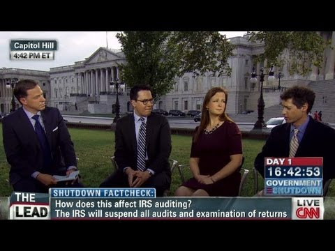 Analysis: Who will be blamed for the government shutdown?