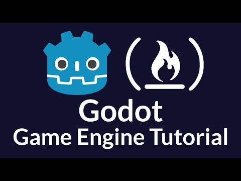Godot Game Engine Tutorial - Make a 2D Platformer Game thumbnail