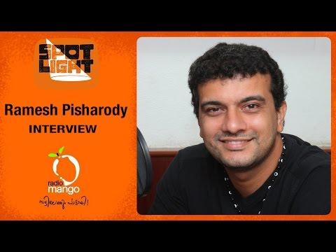 Ramesh Pisharody On The Seat Of Radio Mango Spotlight