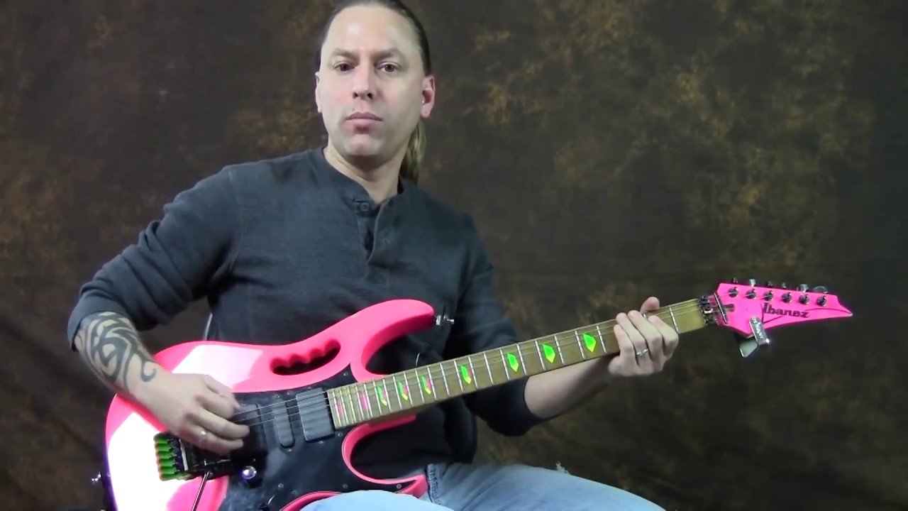 steve stine guitar lesson learn how to play it 39 s a long way to the top guitar lesson by ac dc. Black Bedroom Furniture Sets. Home Design Ideas