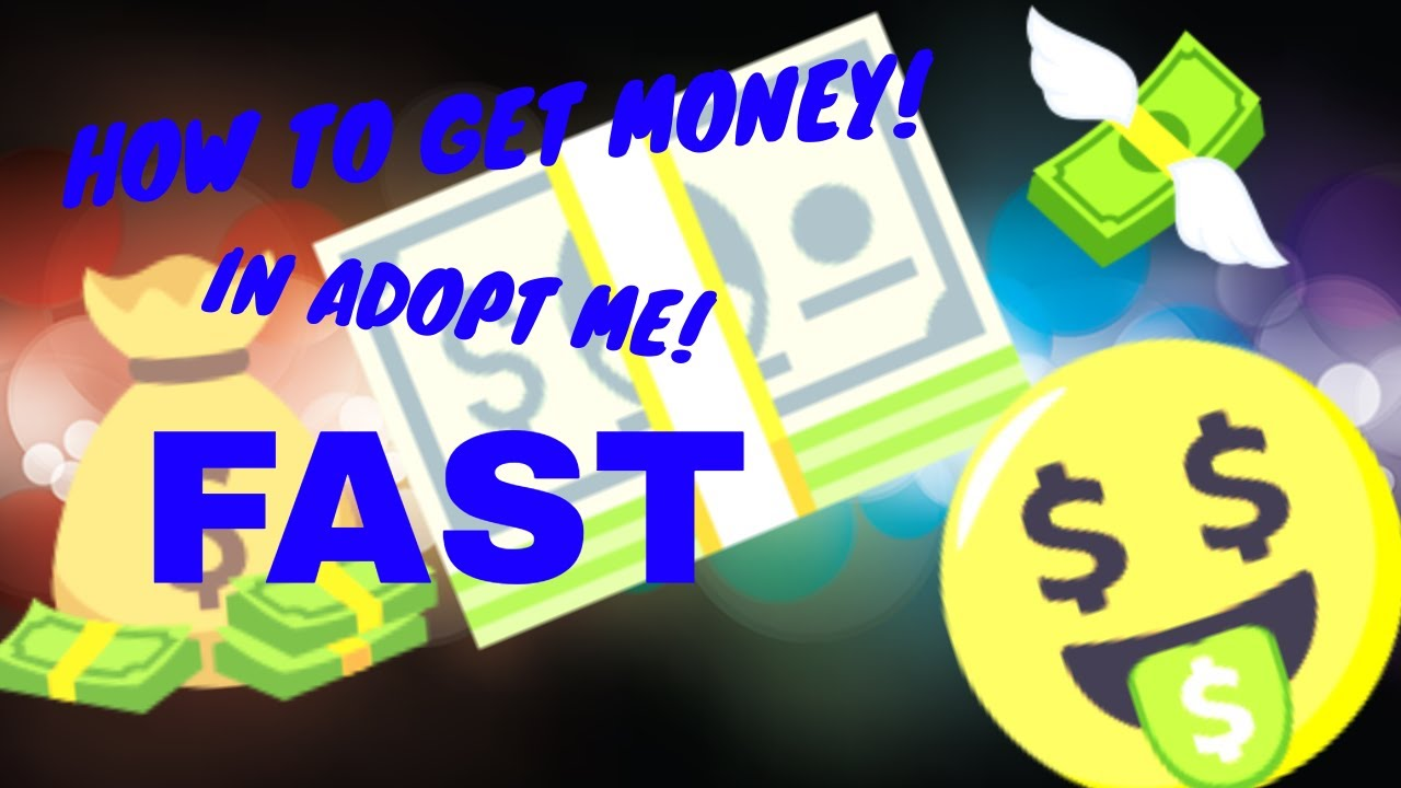 HOW TO GET A TON OF MONEY IN ADOPT ME!! *NO CODES* *NO HACKS*