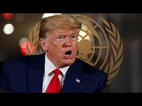 WATCH AGAIN: Donald Trump addresses United Nations General Assembly