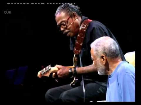 Bill Withers Grandma's Hands 2009 Live