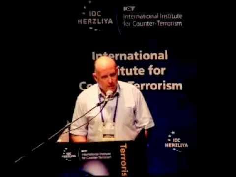 Prof. Uzi Arad - World Summit on Counter-Terrorism, ICT, IDC 2012