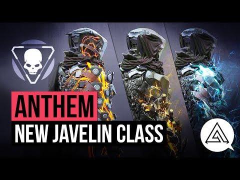 ANTHEM News | New Javelin Class, Elemental Abilities & More