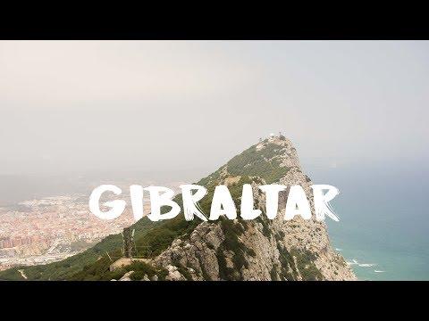 Gibraltar Trip | Rock of Gibraltar | YI 4k