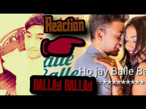 Ho Jaye Balle Balle By Reaction |Pakistani Reaction To Indian Songs